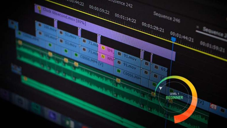 Adobe Premiere Pro CC | Level 1 | Beginners